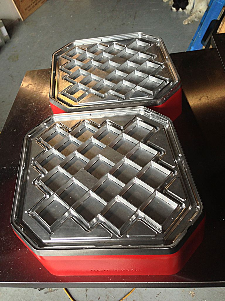 Molds for GN Thermoforming Equipment