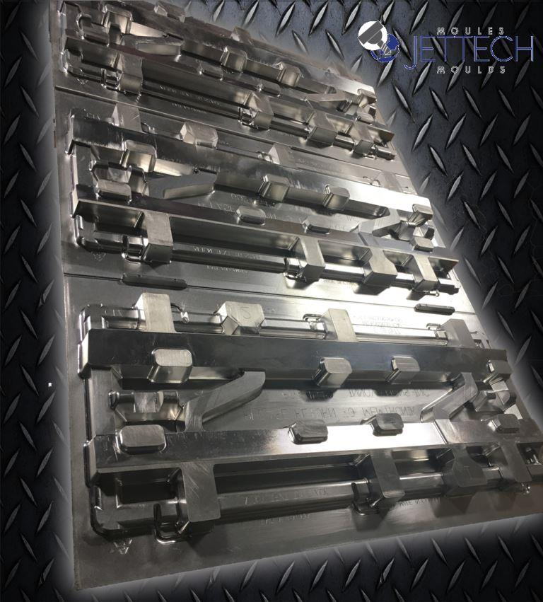 Molds for Visual Thermoforming Equipment | Jettech Moulds